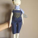 handmade-toy-boy-doll-elf-blue-dungarees-blond-hair