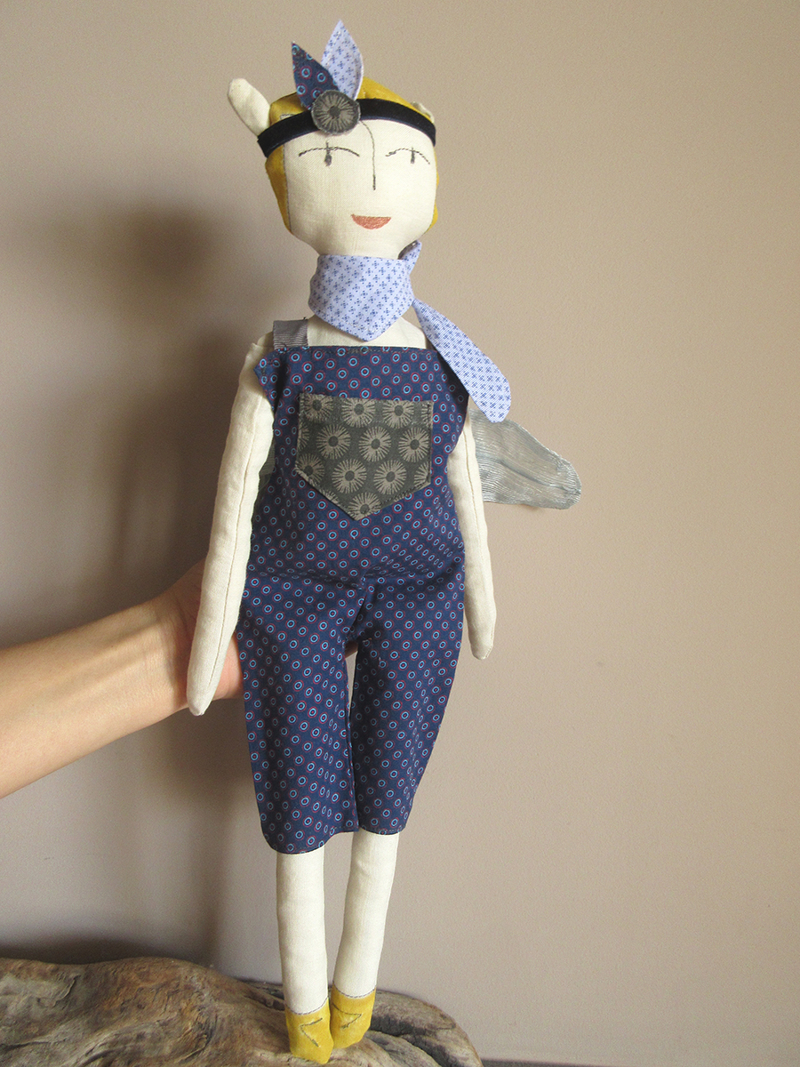 handmade-toy-boy-doll-elf-blue-dungarees-blond-hair