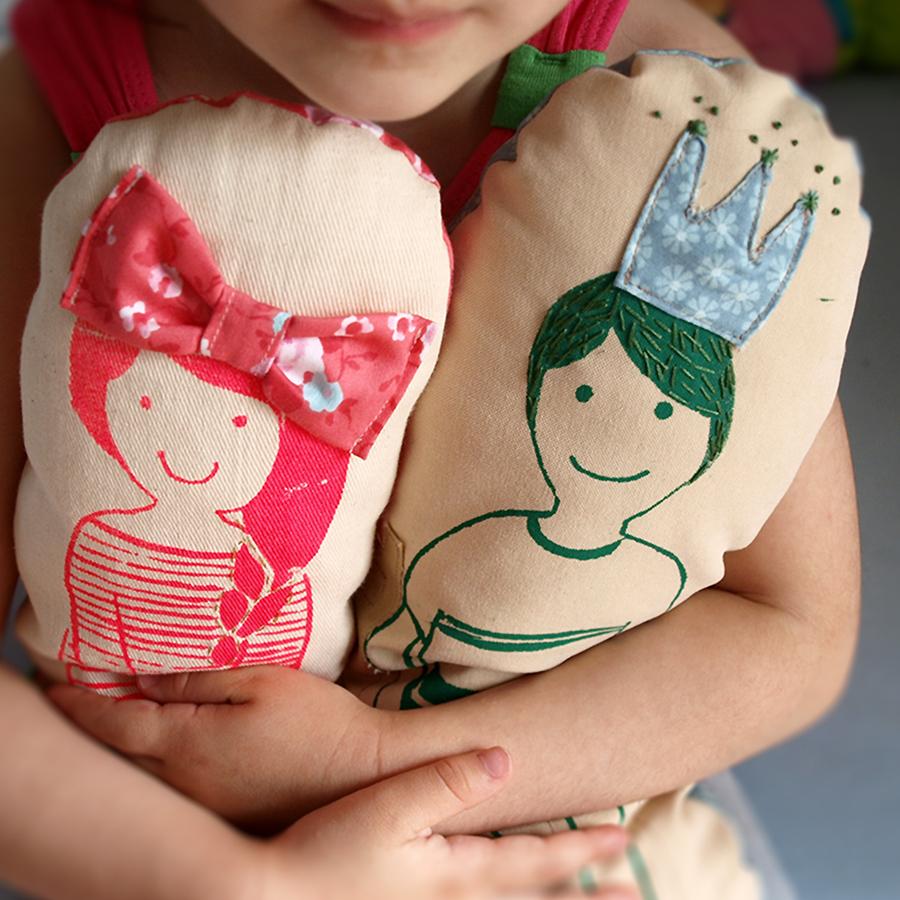pink-green-screen-print-girl-boy-pillow-children-decor